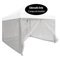 Impact Canopy Zippered Mesh Sidewall Panels for 10 x 10 Canopy Tent