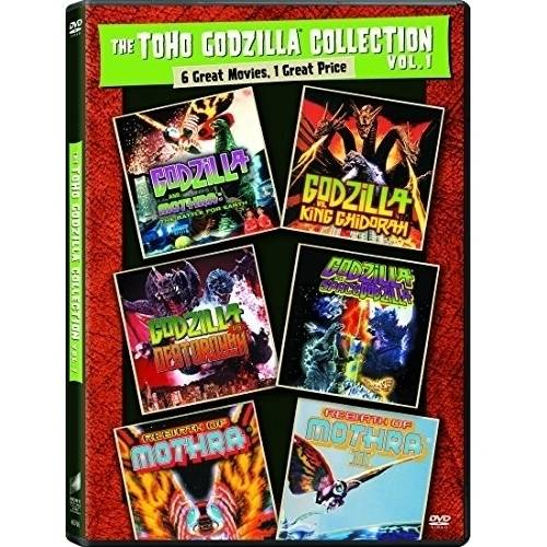 The Toho Godzilla Collection - Volume, 1 COLD46766D