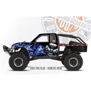 FreqEsKinz Blue True Fire Wrap Axial Honcho FRQ17028