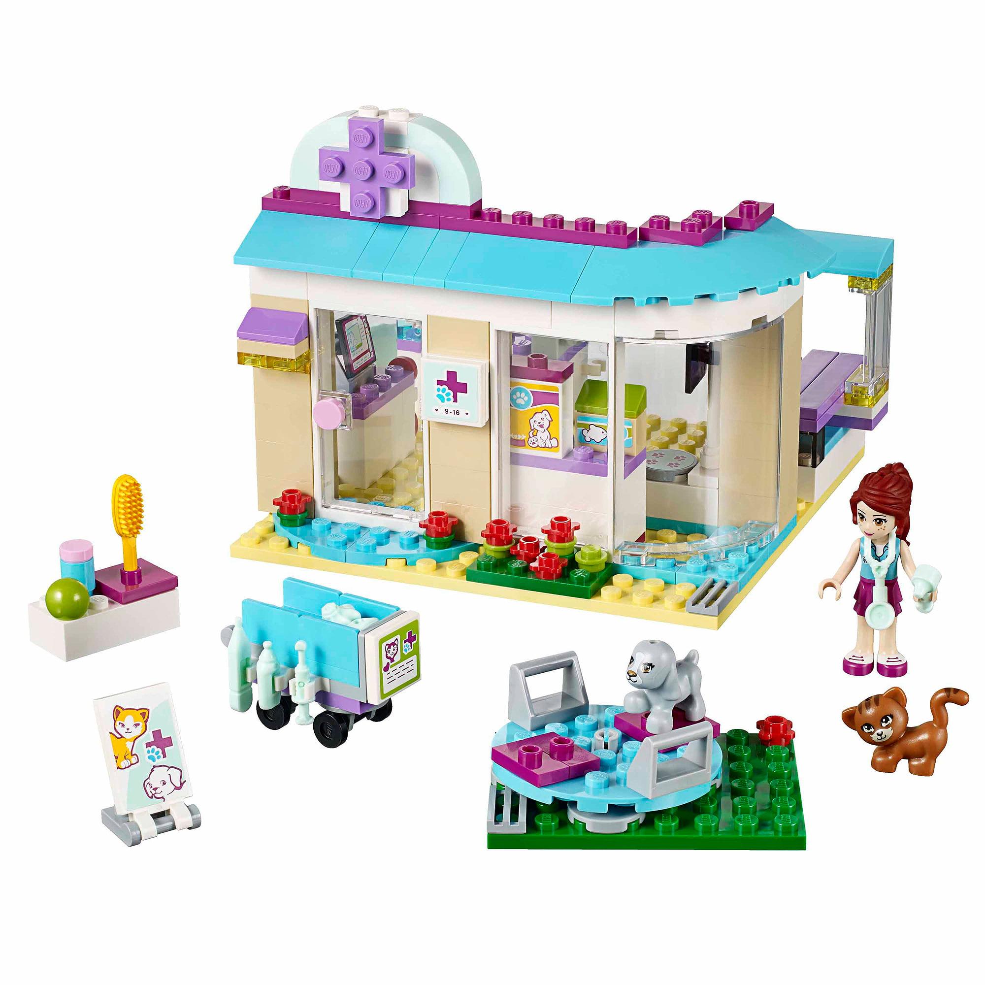 Lego Friends Vet Clinic Walmartcom
