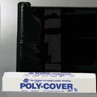POLY FILM 3X200FT 4MIL BLACK