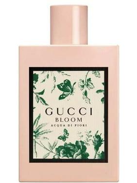 ($112 Value) Gucci Bloom Acqua Di Fiori Eau De Toilette Perfume For Women 3.3 Oz