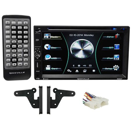 DVD/iPhone/Android/Spotify/Bluetooth Player Receiver For 07-14 Toyota FJ Cruiser ()