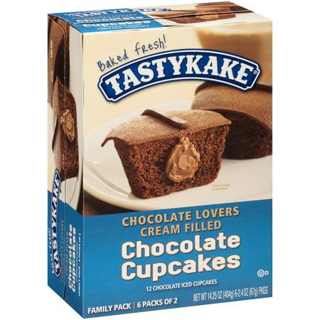 Tastykake Chocolate Cupcakes Calories