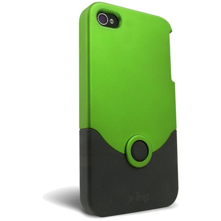 Ifrogz Wrapz Case (iFrogz Luxe Case for Apple iPhone 4/4S - Green/Black)