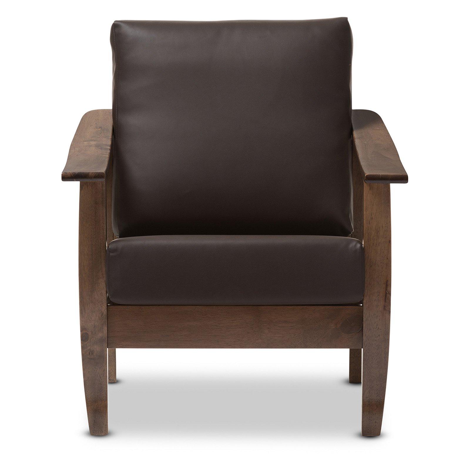 Baxton Studio Pierce Lounge Chair by Baxton Studio