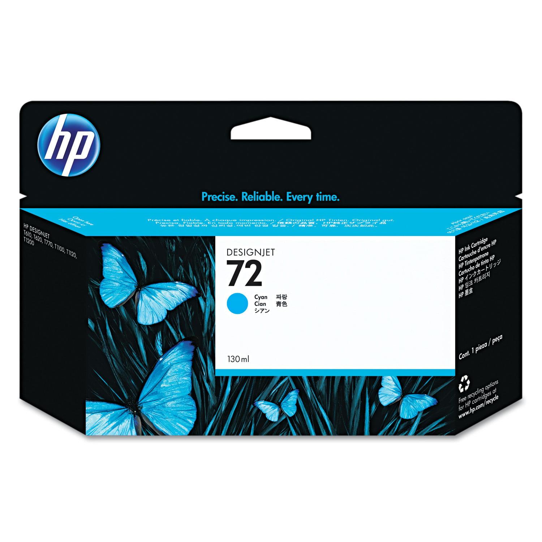 HP HP 72, (C9371A) Cyan Original Ink Cartridge