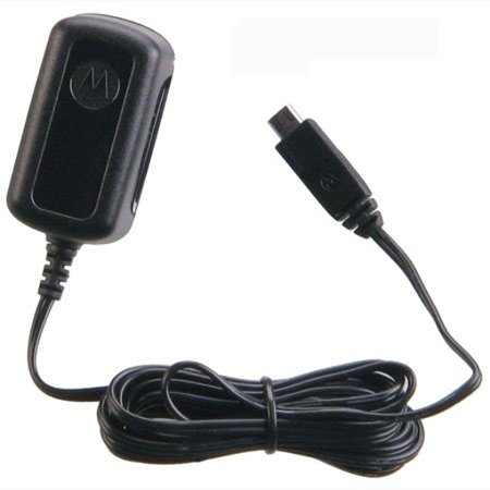 OEM Home Wall Travel AC Adapter Charger Micro USB Black Compatible With Verizon Ellipsis 7 ()