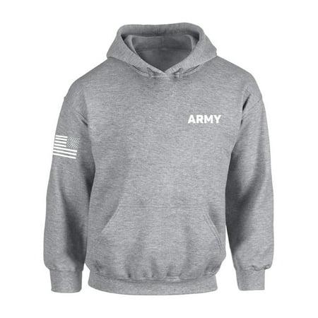 pretty nice 1d892 22fbb Awkward Styles - Awkward Styles Army Hooded Sweatshirt with ...