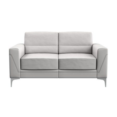 Global Furniture Light Grey Loveseat