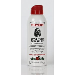 Thayers Dry & Itchy Skin Relief Soothing Spray, 4 Oz