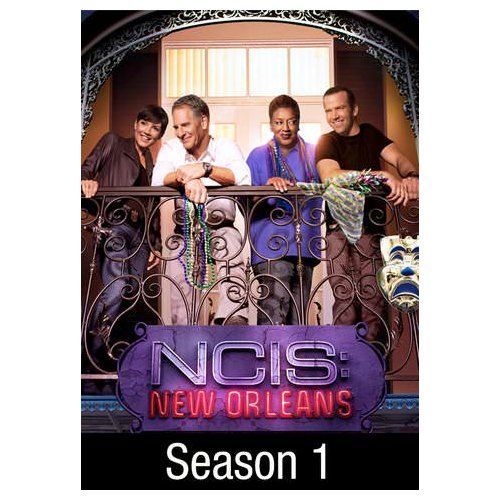NCIS: New Orleans: Love Hurts (Season 1: Ep. 8) (2014)
