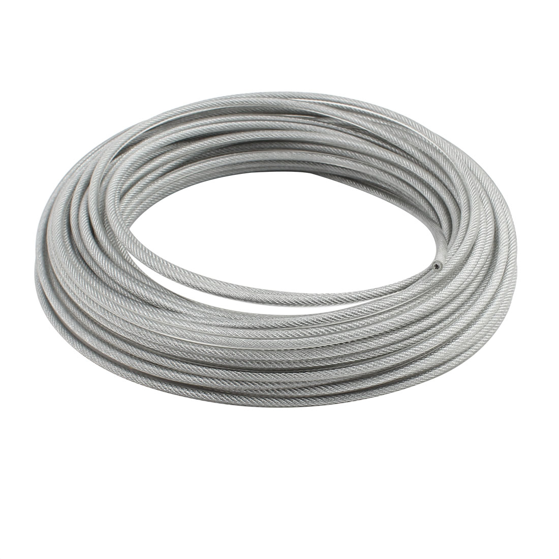 4mm Diameter Vinyl Coated Wire Rope Aircraft Cable 20 Meters Length ...