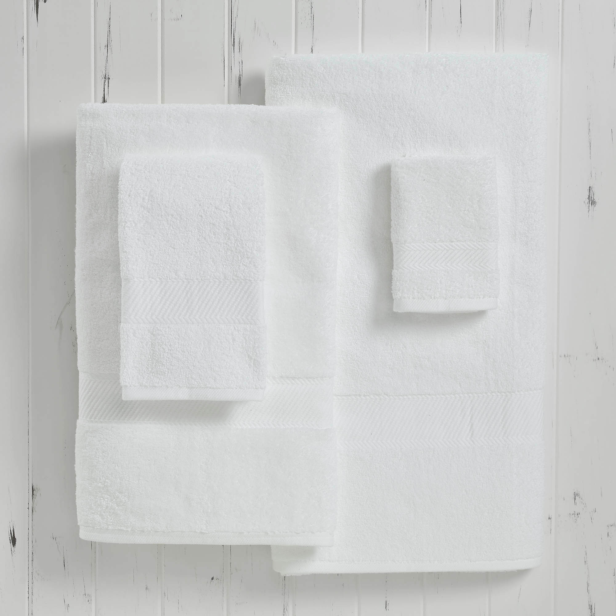 Made Here Bath Towel Collection by 1888 Mills