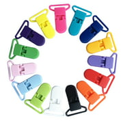 10Pcs Baby Plastic Pacifier Clip Holder Soother Mam Infant Dummy Clips