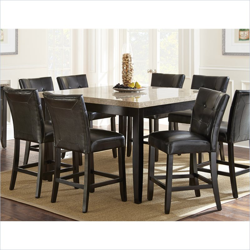 Steve Silver Furniture Monarch Counter Height Dining Table
