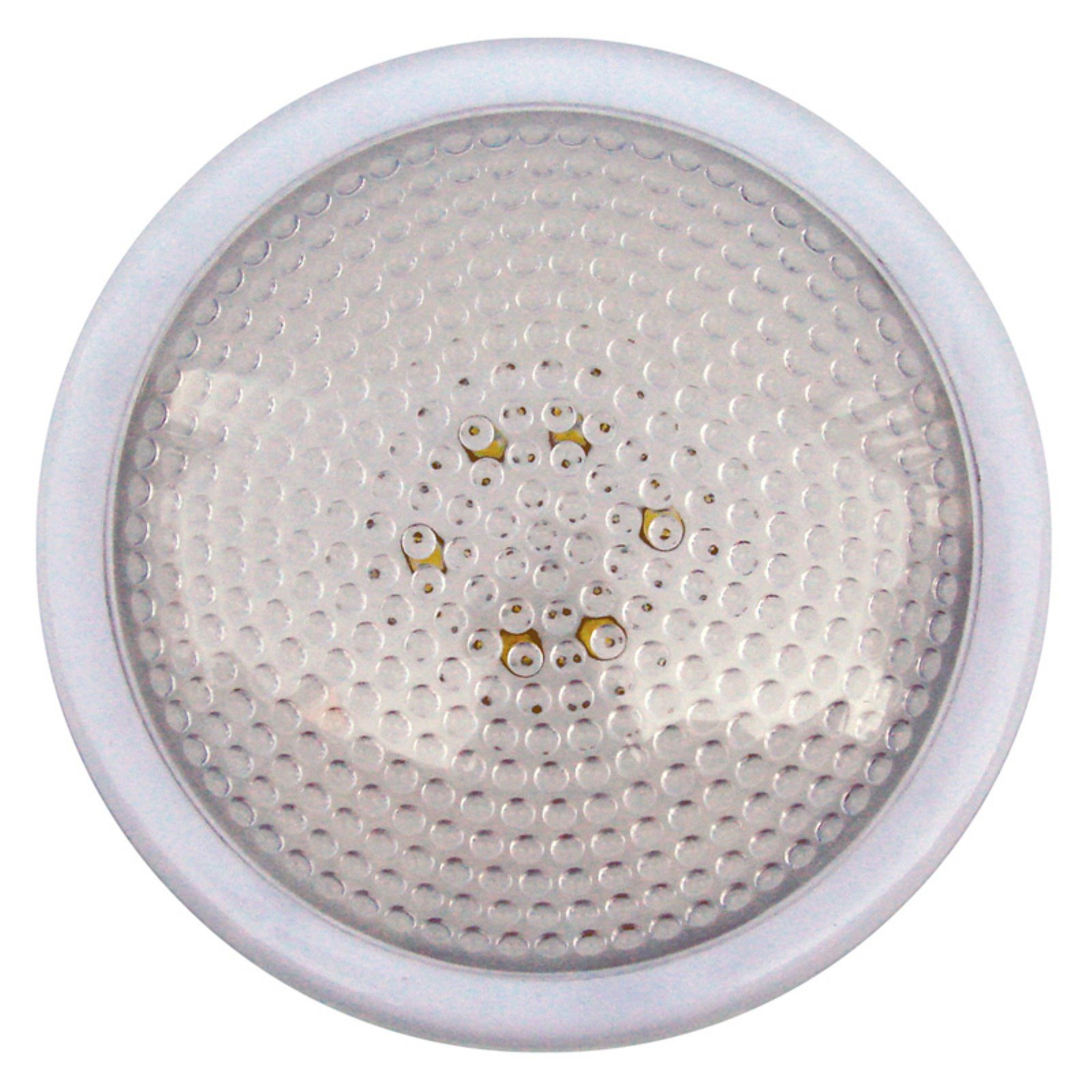 Dorcy 41-1077 Indoor and Outdoor Portable LED Push-N-Light, White Finish