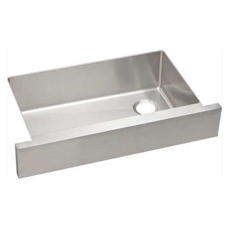 ... Stainless Steel Single Bowl Apron Front Undermount Sink - Walmart.com
