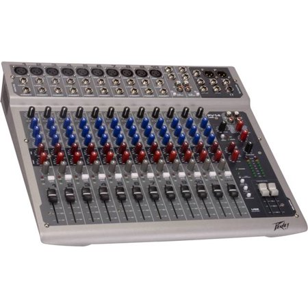 Peavey Pv14usb 14-channel Mixer With Digital Output And Effects