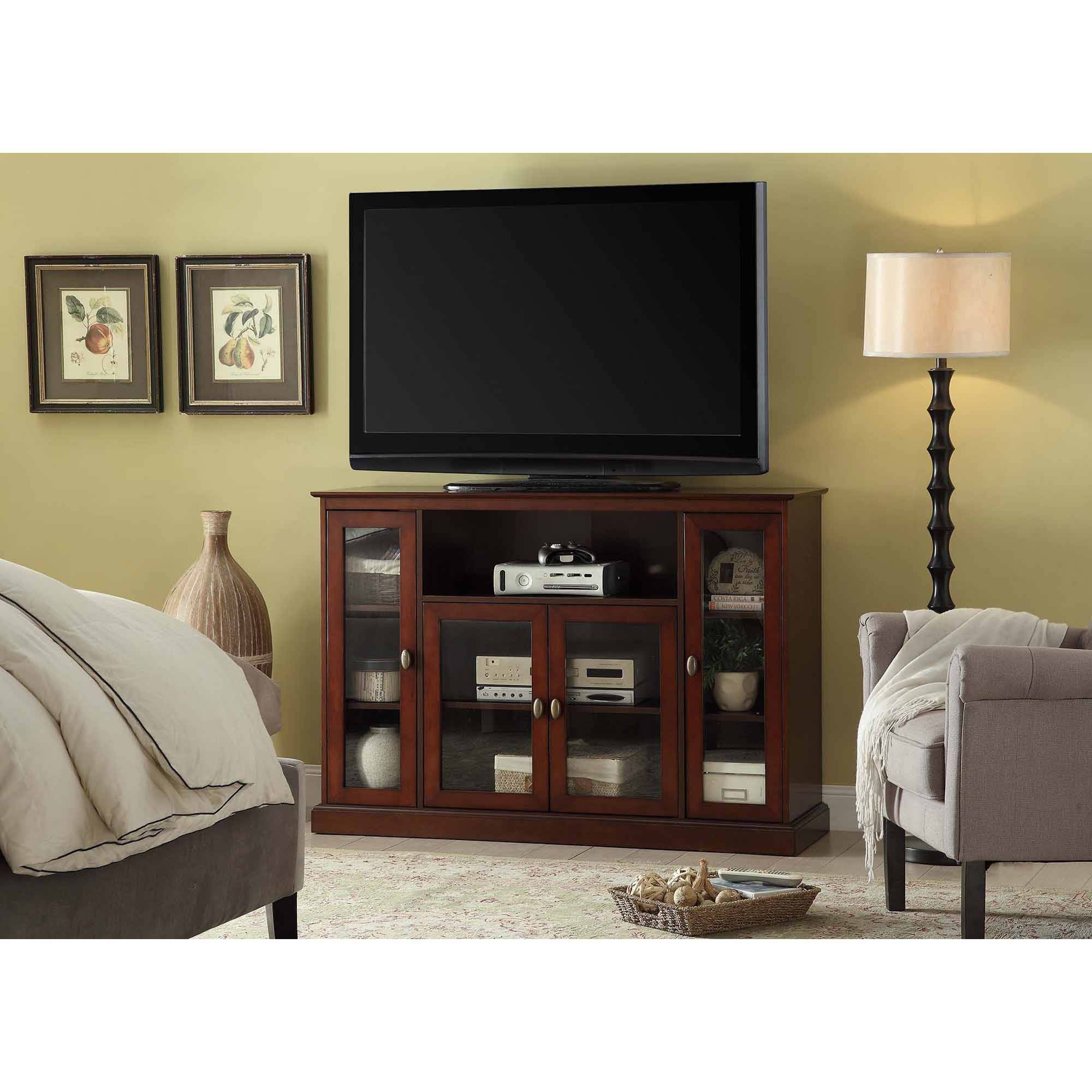 Convenience Concepts Designs2Go Summit Highboy TV Stand, Multiple Finishes    Walmart.com