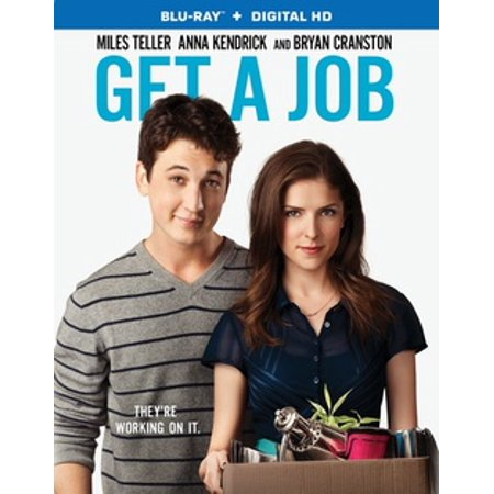 Get a Job (Blu-ray)