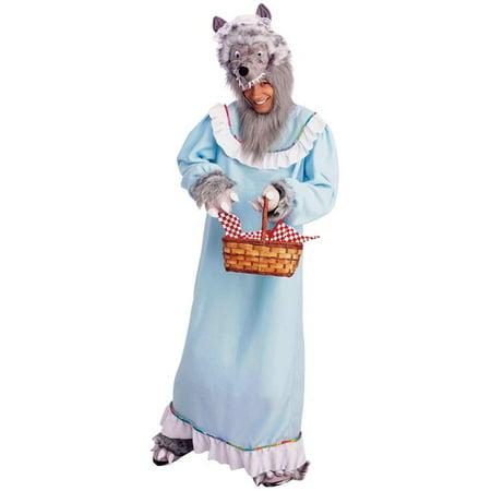 Granny Wolf (Morris Costumes FM60286 Granny Wolf Adult)