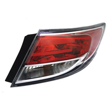 NEW RIGHT OUTER SIDE TAIL LIGHT ASSEMBLY FITS 2009-2013 MAZDA 6 GS3L-51-150J GS3L51150J (2007 Mazda Cx 7 Tail Light Assembly)