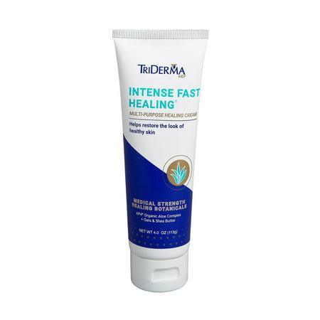 TriDerma Intense Fast Healing Multi-Purpose Cream (4 oz tube) (Intense Healing Cream)