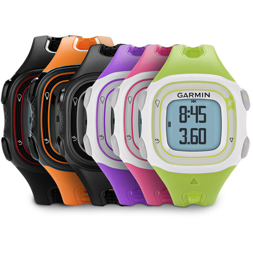 Garmin Forerunner 10 Watch, ( Assorted Colors)