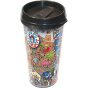 Find Where's Waldo Plastic Travel Coffee Mug