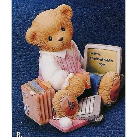 Teddy Business (Corey - I Know How To Take Care Of Business 676942 By Cherished Teddies )
