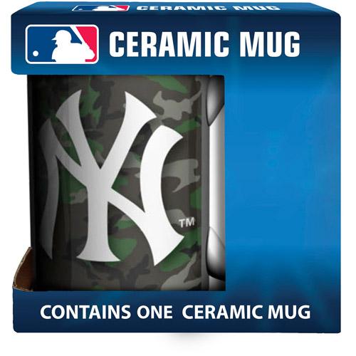 NY Yankees Camo Mug