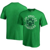 Los Angeles Chargers NFL Pro Line by Fanatics Branded Youth St. Patrick's Day Luck Tradition T-Shirt - Kelly Green