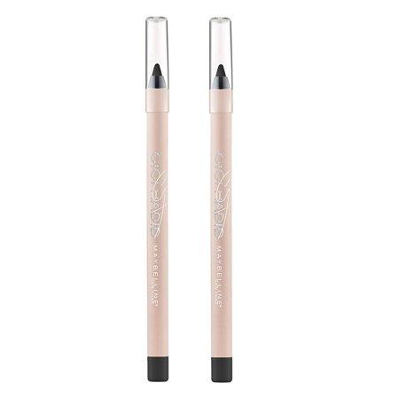 - Maybelline Gigi Hadid Gel Eyeliner GG06 Black (Pack of 2) + Yes to Coconuts Moisturizing Single Use Mask