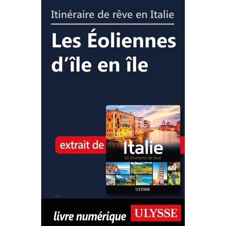 Super 150's Italian Wool - Itinéraire de rêve en Italie - Les Éoliennes d'île en île - eBook
