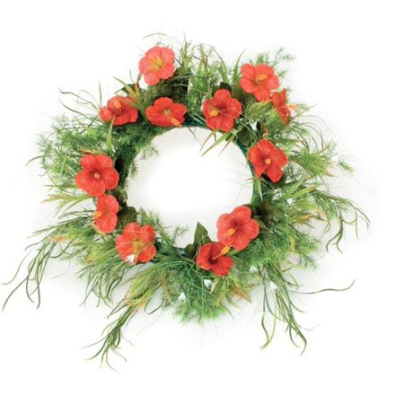 Flower Wreath - Tropical Fountain Accessory](Tropical Wreath)