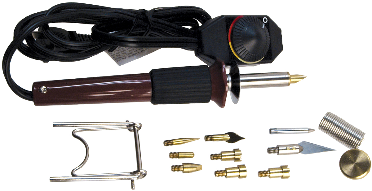 Walnut Hollow Versa Tool Kit With Assorted Tips