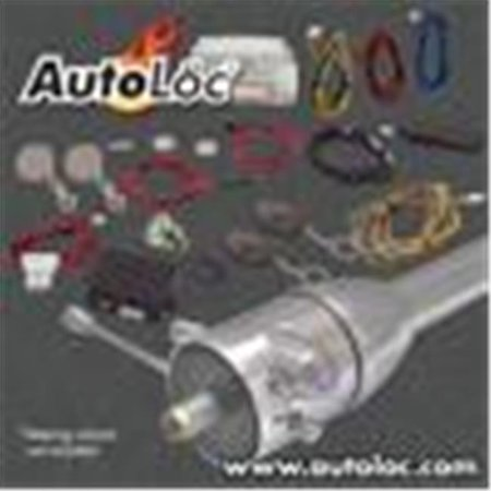 AutoLoc Power Accessories 89769 Blue One Touch Engine Start Kit with RFID and Remote - image 1 of 1