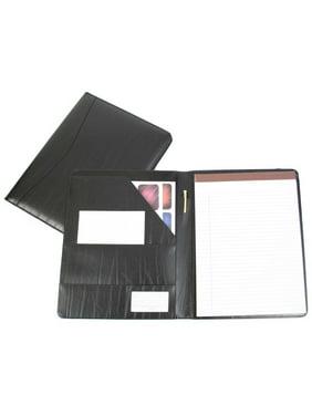 a2f9c35ba6e Product Image Royce Leather Travel Leather Writing Padfolio Document  Organizer
