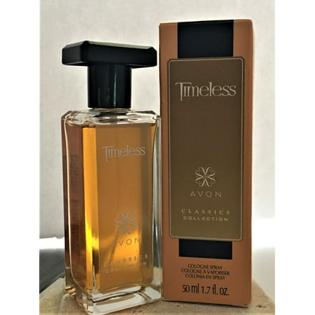 Avon Timeless Cologne Spray Classics Collection (Best Cologne To Cover Up Weed)