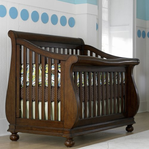 Creations Baby Cape Cod 4 in 1 Convertible Crib