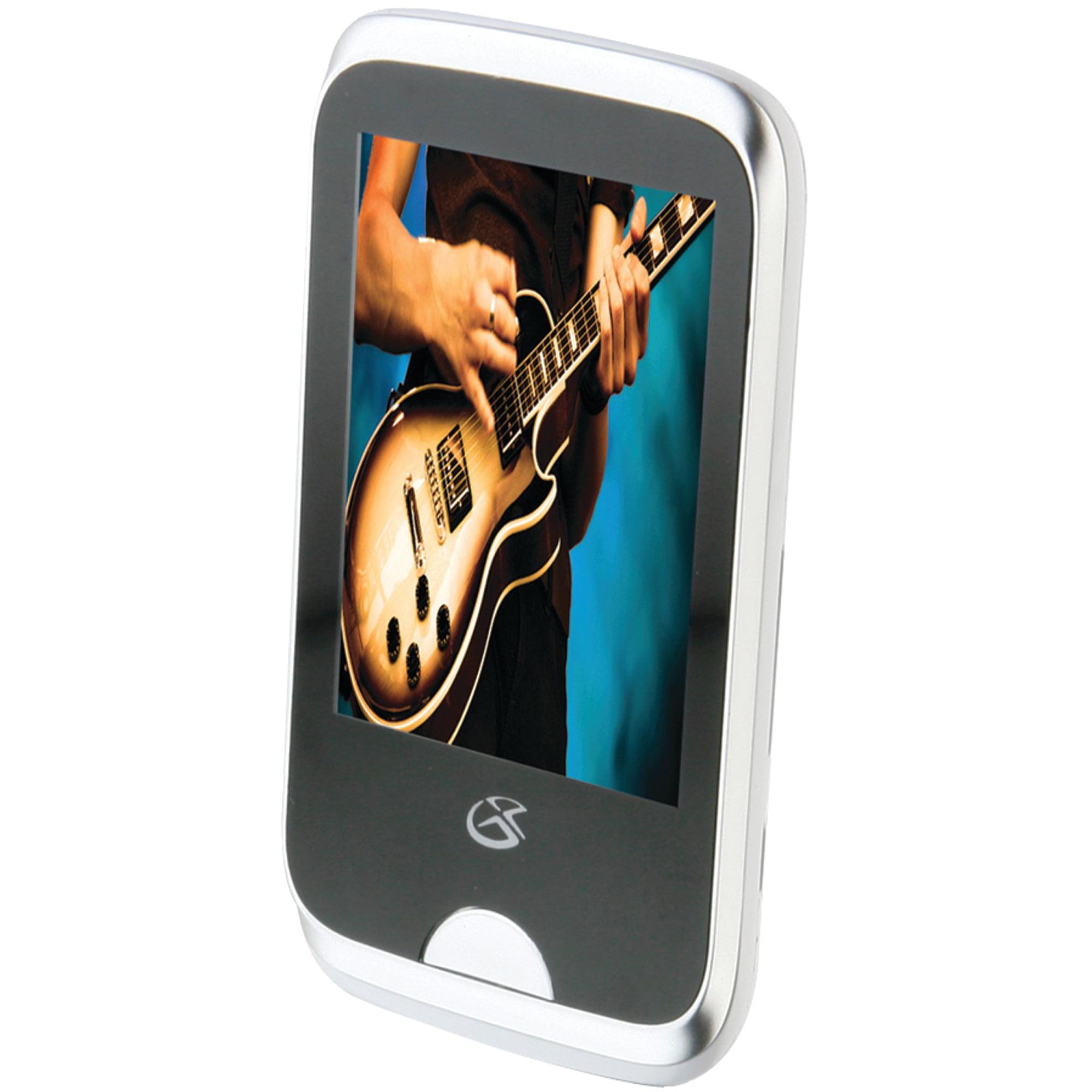 GPX MT863S 8GB Digital Media Player