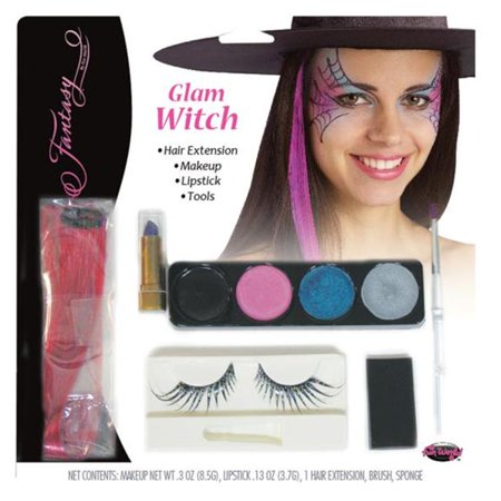 Makeup For A Witch (Glam Series Make Up Witch)