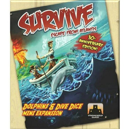 Survive: Dolphins and Dive Dice Mini Expansion