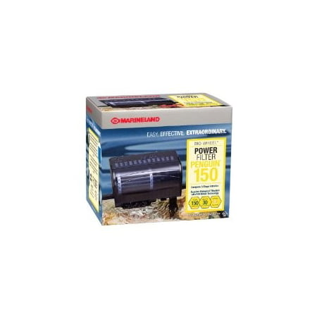 150 Power Filter - Marineland® Penguin® Bio-Wheel® Power Filter 150 GPH