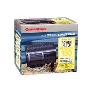 Marineland Penguin 150 Power Filter - 20 to 30 gal 150 gph