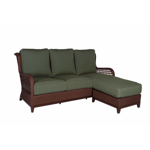 Merveilleux Acacia Home And Garden Aberdeen Chaise Lounge Sofa With ...