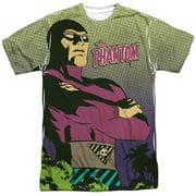 Phantom Phantom Island (Front Back Print) Mens Sublimation Shirt