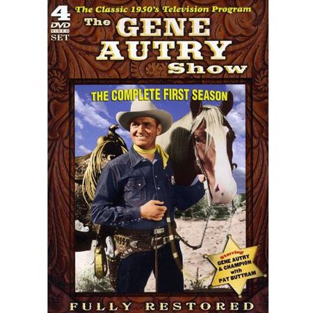 The Gene Autry Show: The Complete First Season