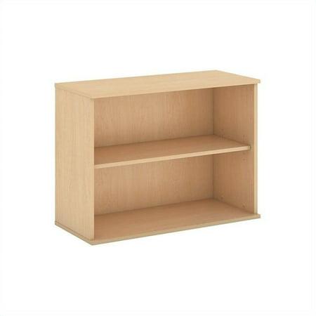 Scranton & Co 30H 2 Shelf Bookcase in Natural Maple - image 5 of 5